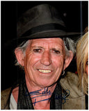 KEITH RICHARDS signed autographed photo COA