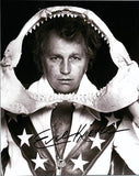 EVEL KNIEVEL signed autographed photo COA