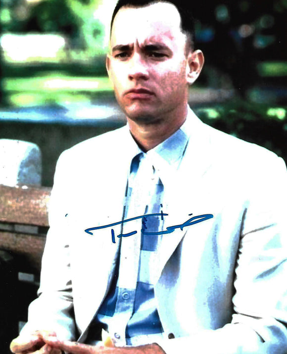 TOM HANKS signed autographed photo COA