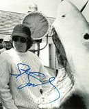 STEVEN SPIELBERG signed autographed photo Jaws COA