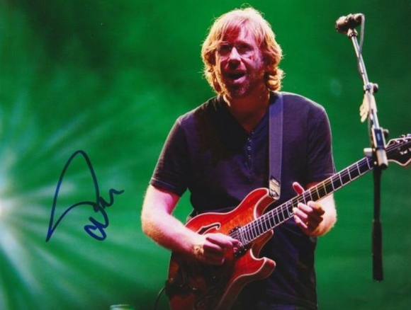 TREY ANASTASIO signed autographed photo COA