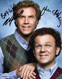 WILL FERRELL signed autographed photo JOHN C RILLEY COA