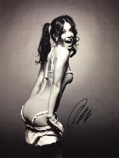 Evangeline Lilly *Model *Lost *Ant-Ma signed autographed photo COA