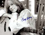 CARLY SIMON signed autographed photo COA