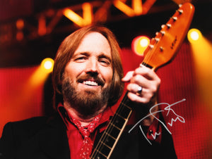 TOM PETTY signed autographed photo COA