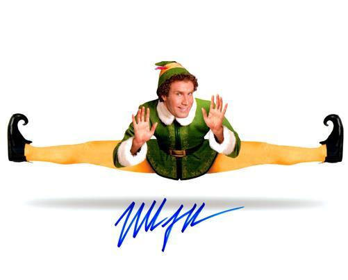 WILL FERRELL signed autographed photo  COA