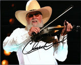 CHARLIE DANIELS signed autographed photo COA