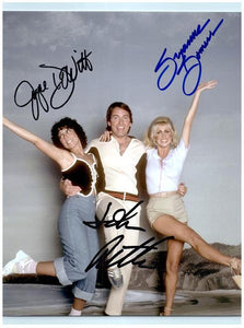 THREES COMPANY signed autographed photo COA