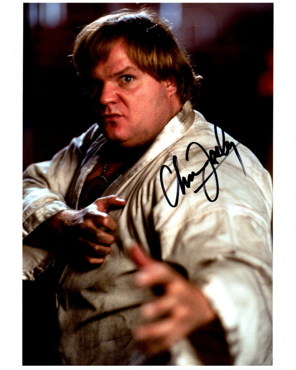 CHRIS FARLEY signed autographed photo COA