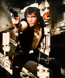 HARRISON FORD HAN SOLO signed autographed photo COA