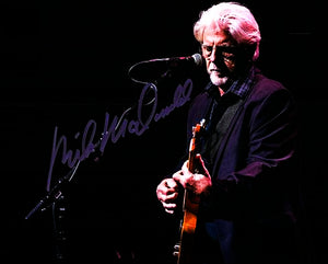 MICHAEL MCDONALD signed autographed photo COA