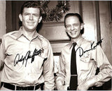 THE ANDY GRIFFITH SHOW CAST signed autographed photo COA