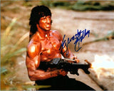 SLYVESTER STALLONE signed autographed photo COA