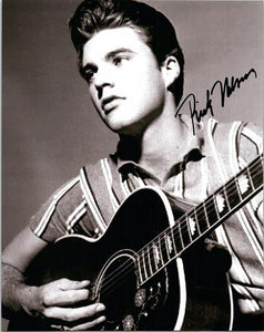 RICKY NELSON signed autographed photo COA