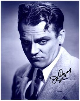 JAMES CAGNEY Signed autographed Photo COA