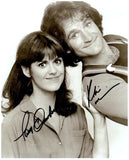 MORK AND MINDY CAST signed autographed photo COA