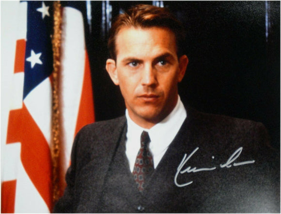 KEVIN COSTNER signed autographed photo COA