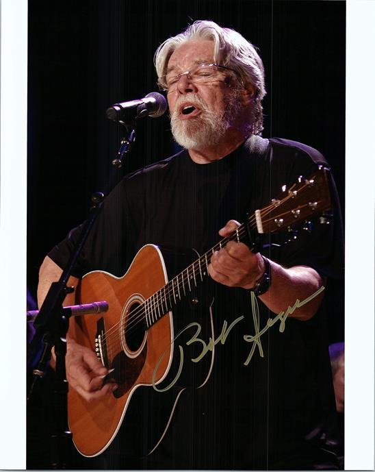 BOB SEGER signed autographed photo COA