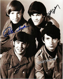THE MONKEES signed autographed photo COA