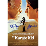 TH KARATE KID cast signed autographed photo COA