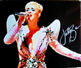 KATY PERRY signed autographed photo COA