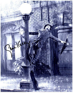 GENE KELLY signed autographed photo COA