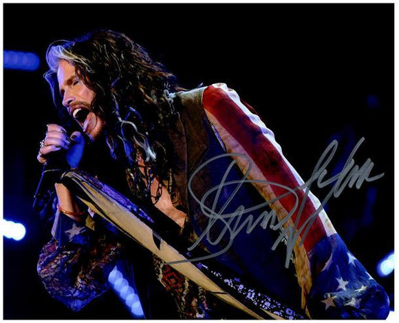 STEVEN TYLER signed autographed photo COA