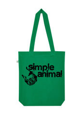 Simple Animal Bag, 100% Organic Cotton - Simple Animal  - 3