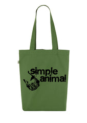 Simple Animal Bag, 100% Organic Cotton - Simple Animal  - 4