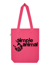 Simple Animal Bag, 100% Organic Cotton - Simple Animal  - 2