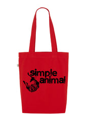 Simple Animal Bag, 100% Organic Cotton - Simple Animal  - 5