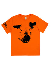 The Pig, 100% Organic Cotton, for the Kids - Simple Animal  - 4