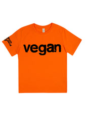 The Vegan, 100% Organic Cotton, for the Kids - Simple Animal  - 4