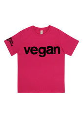 The Vegan, 100% Organic Cotton, for the Kids - Simple Animal  - 5