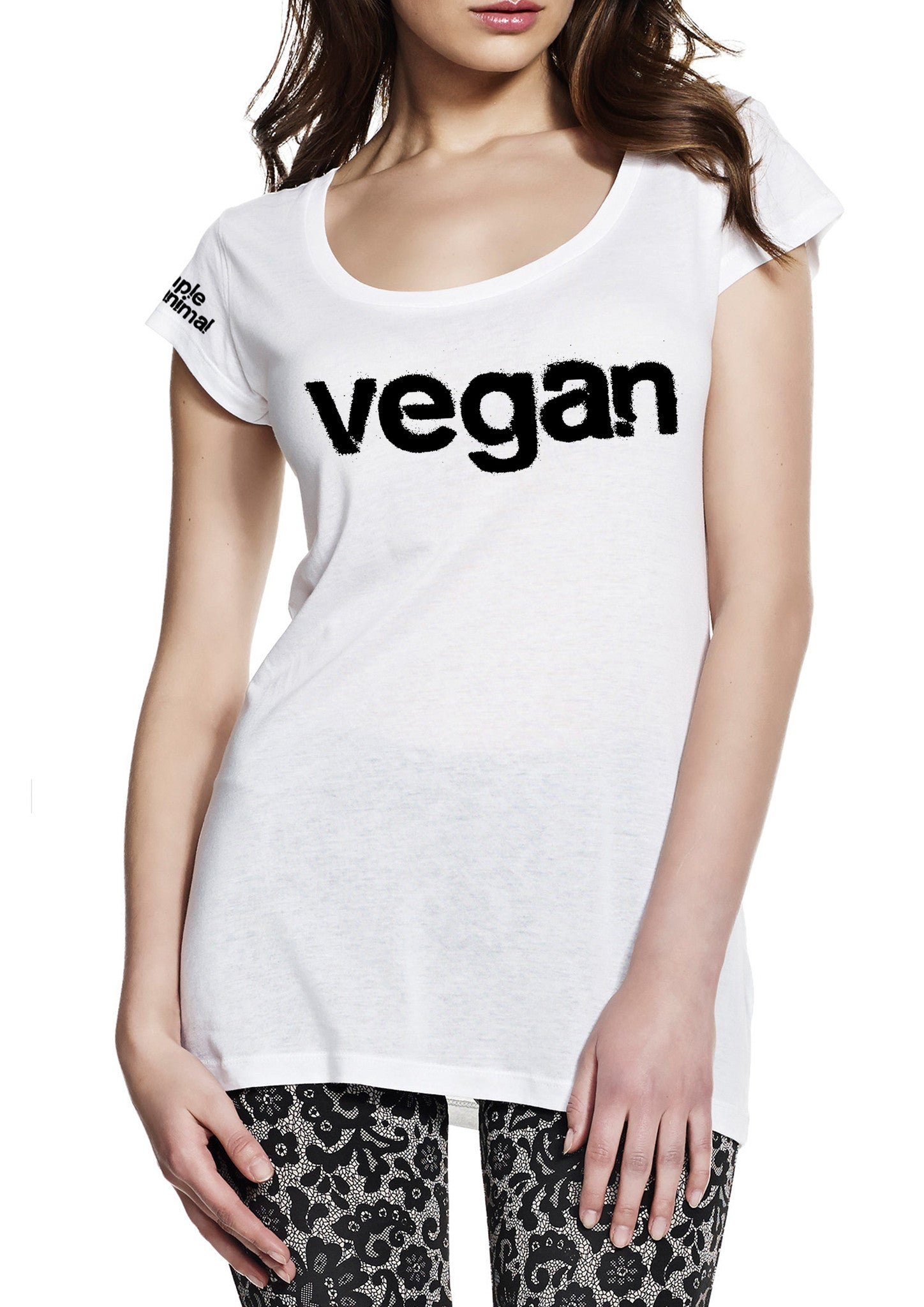 The Vegan, Girlie Style, 50% Tencel® (Lyocell) - 50% Organic Cotton, Dolls - Simple Animal