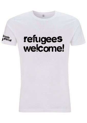 Refugees Welcome! - Simple Animal  - 1