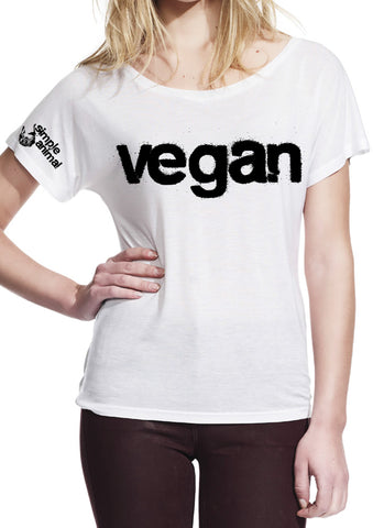 The Vegan bat style - Simple Animal