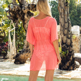 Beach Wear Dress Large Sizes