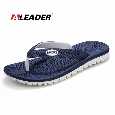 Mens Flip Flops Sandals Rubber