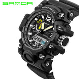 Waterproof Sports Digital Watches S-Shock Army Military Sport Watch