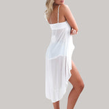 Summer Dress Sling Strap Chiffon Beach Dress
