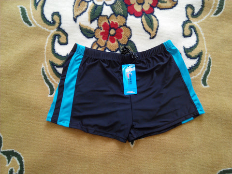 Men Boxer Swimming Trunks