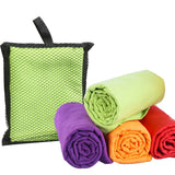 40x75cm Microfiber Sports Towel  With Bag