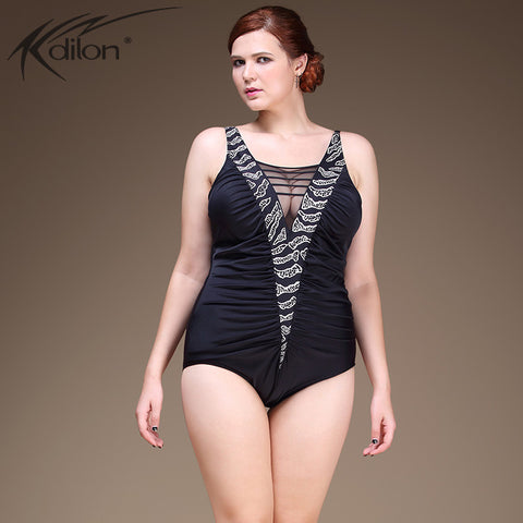 Sumptuous Women Plus Size Swimsuits Padded