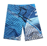 2017 New men beach shorts quick drying bermudas