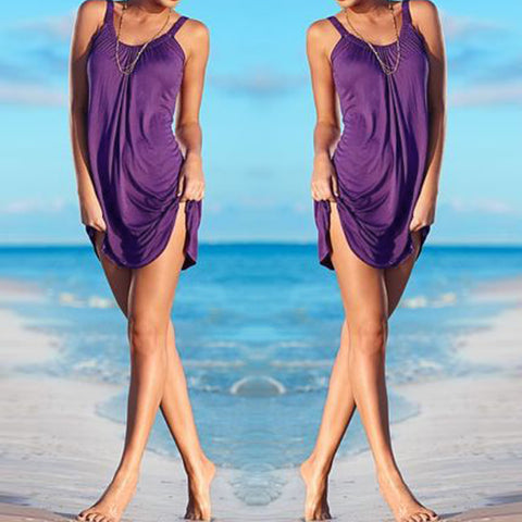 Beach Cover-Up Sleeveless
