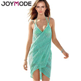 JOYMODE Beach Crochet Swim Suit Cover Up