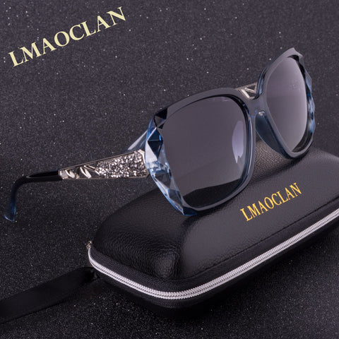 2017 Luxury Brand Designer Polarized Sunglasses
