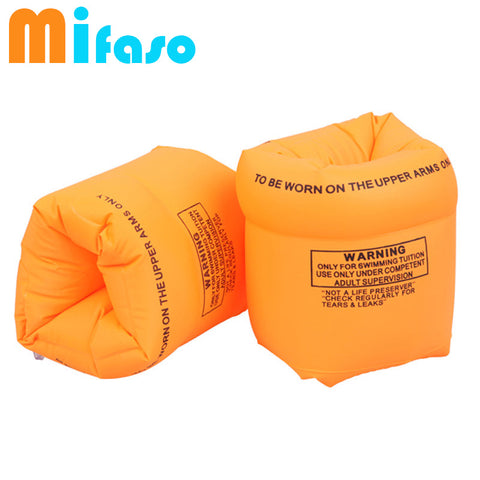 Safety Dual air bags Water Sleeve Ring Swimming arm circle for Kids and adult