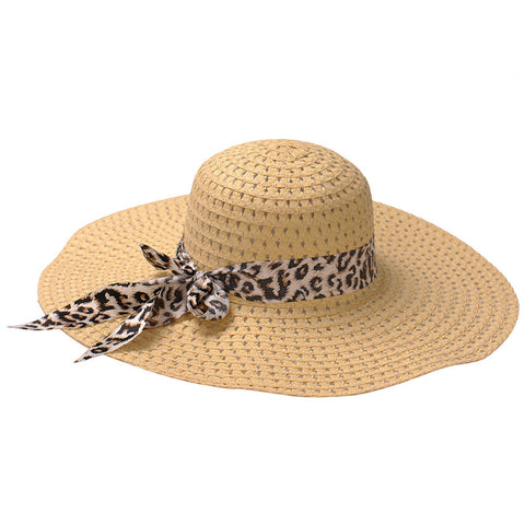New Wide Brim Floppy Fold Sun Hat